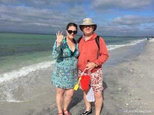 Finding a Florida Cone shell