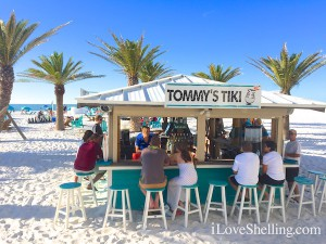 Hilton Clearwater Beach Tiki Bar