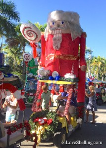 Nut Cracker Captiva Golf Cart Parade