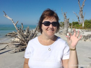 Cindy from MA found an Imperial Venus on Cayo Costa
