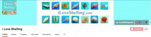 iLoveShelling Youtube channel