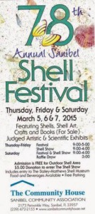 2015 78th Sanibel Shell Festival