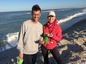 todd amy from new york visit captiva for shells