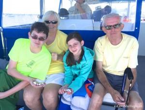 Liam, Rosamary, Jillian, Mike north Florida
