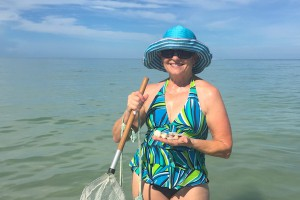 Ann from MO finds shells in Florida
