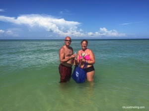 iLoveShelling Captiva Cruises to Cayo Costa August 2015-9