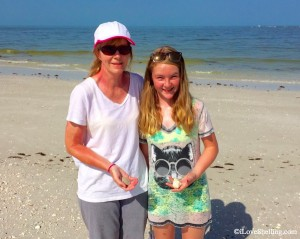 iLoveShelling shell trip with Pam Rambo5
