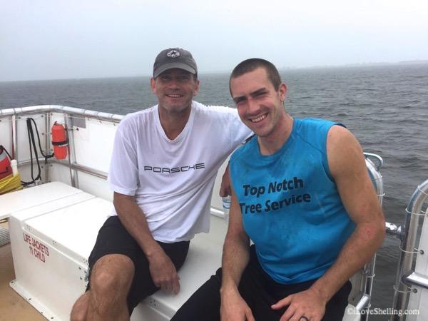 Boat ride from Captiva to Cayo Costa Florida