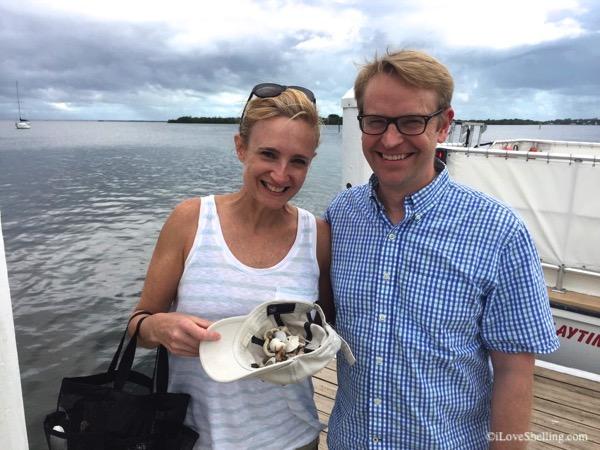 shelling cruise treasures to cayo costa florida