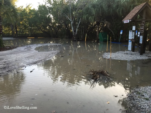 flooding at blind pass sanibel