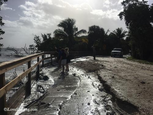 road closure sanibel lighthouse road erosion
