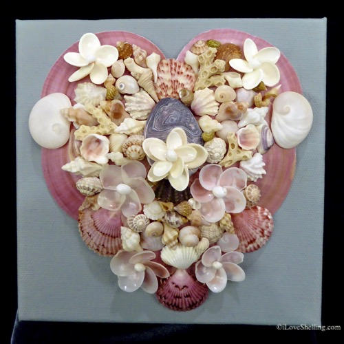 2016 Sanibel Shell Festival Artistic Seashell Crafts