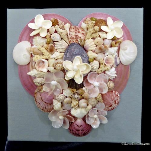 2016 Sanibel Shell Festival Artistic Seashell Crafts