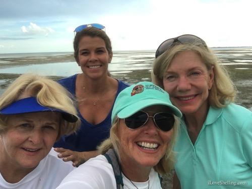 Bunch Of Fun At Bunche Beach