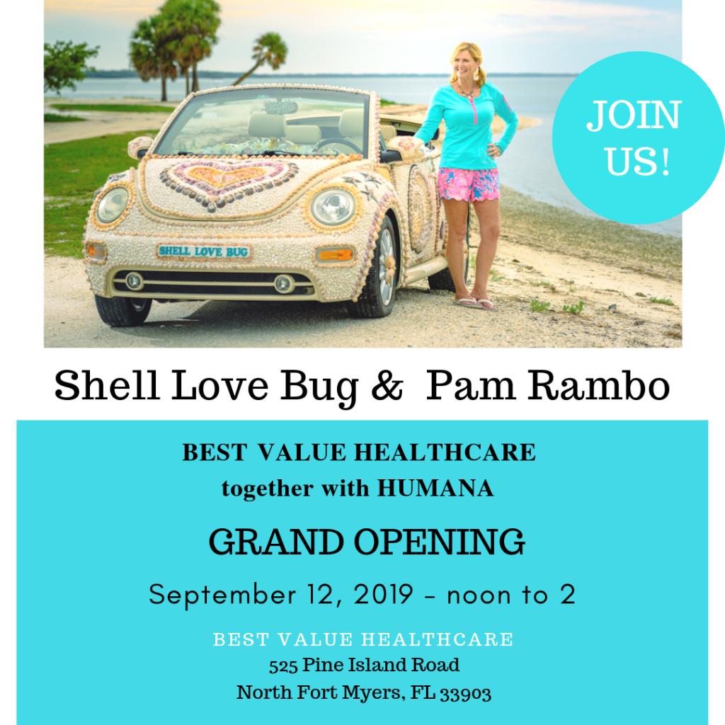 Shell Love Bug appreance